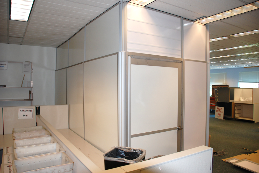 Why Use Lightweight Temporary Partitions During Construction?