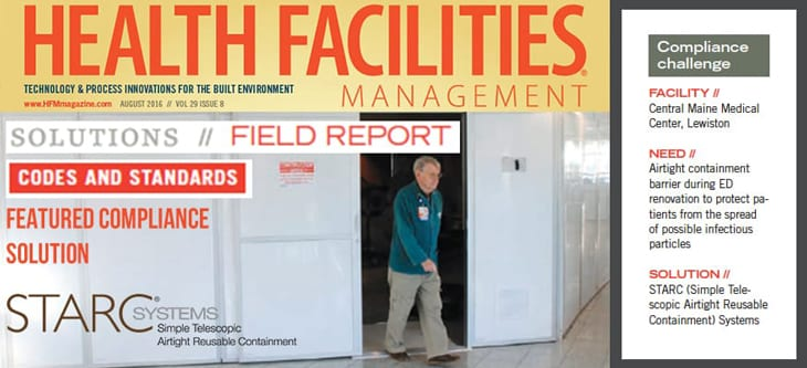 health facilities management magazine