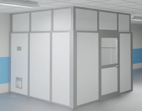 STARC Systems Refocuses Production to Provide Critical Isolation Rooms for Healthcare Facilities
