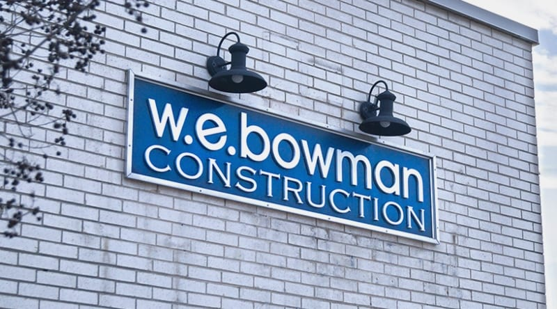 WE Bowman Construction