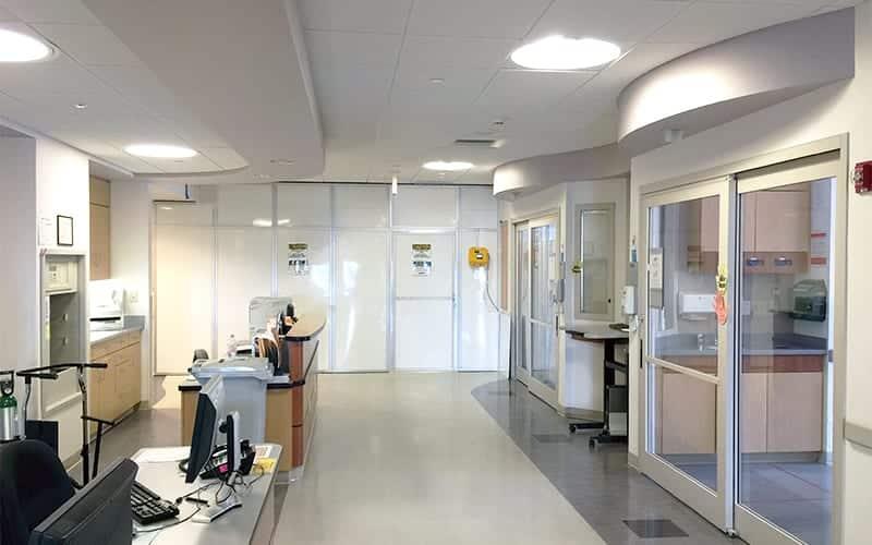 Central Maine Medical Center Radiology Suites Renovation