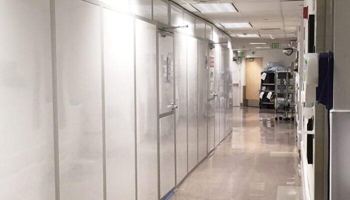 Cleveland Clinic Hallway