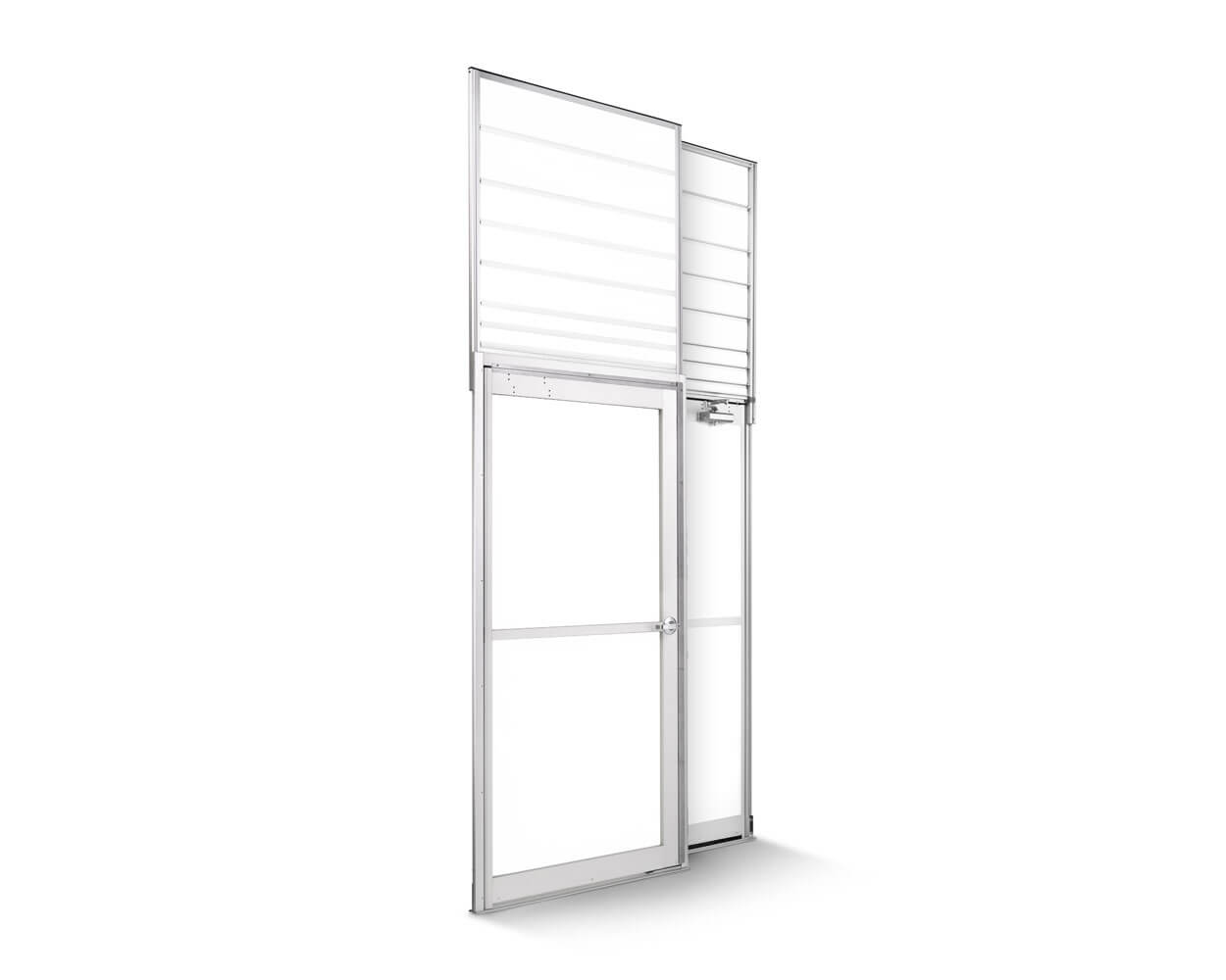 LiteBarrier™ Panel Hinged Door