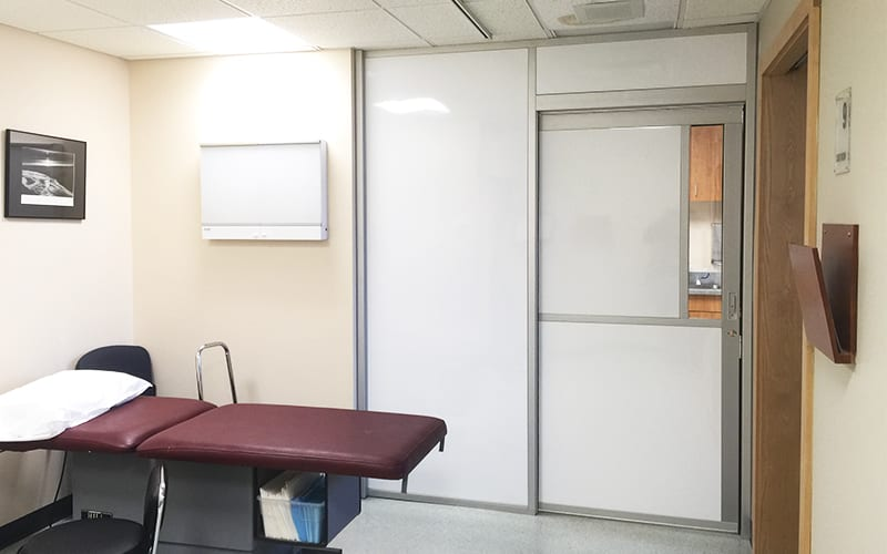Healthcare Room