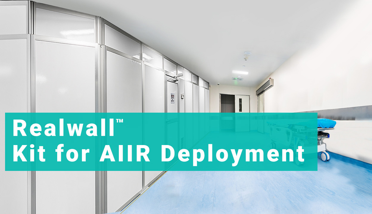 Realwall Kit for AIIR Deployment