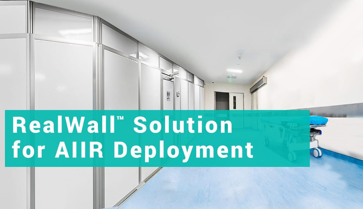 RealWall Kit for AIIR Deployment