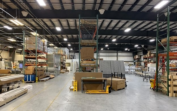 STARC Systems warehouse