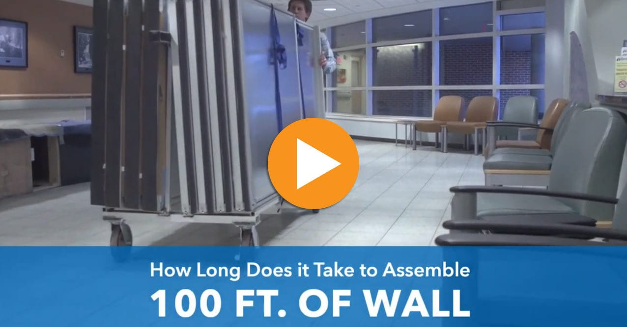 Install 100ft Wall in One Hour